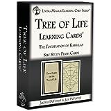 Tree of Life / Kabbalah Learning Cards - Living Magick (Self Study Flash Cards)