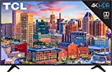 TCL 49S517 49-Inch 4K Ultra HD Roku Smart LED TV (2018 Model)