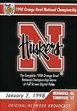 1998 Orange Bowl National Championship Game