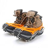 Pertique Walk Traction Cleats Snow Grips Ice Creepers for...