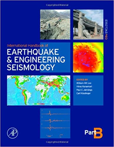 international h andbook of earthquake and engineering seismology part b jennings paul kanamori hiroo kisslinger carl lee william h k