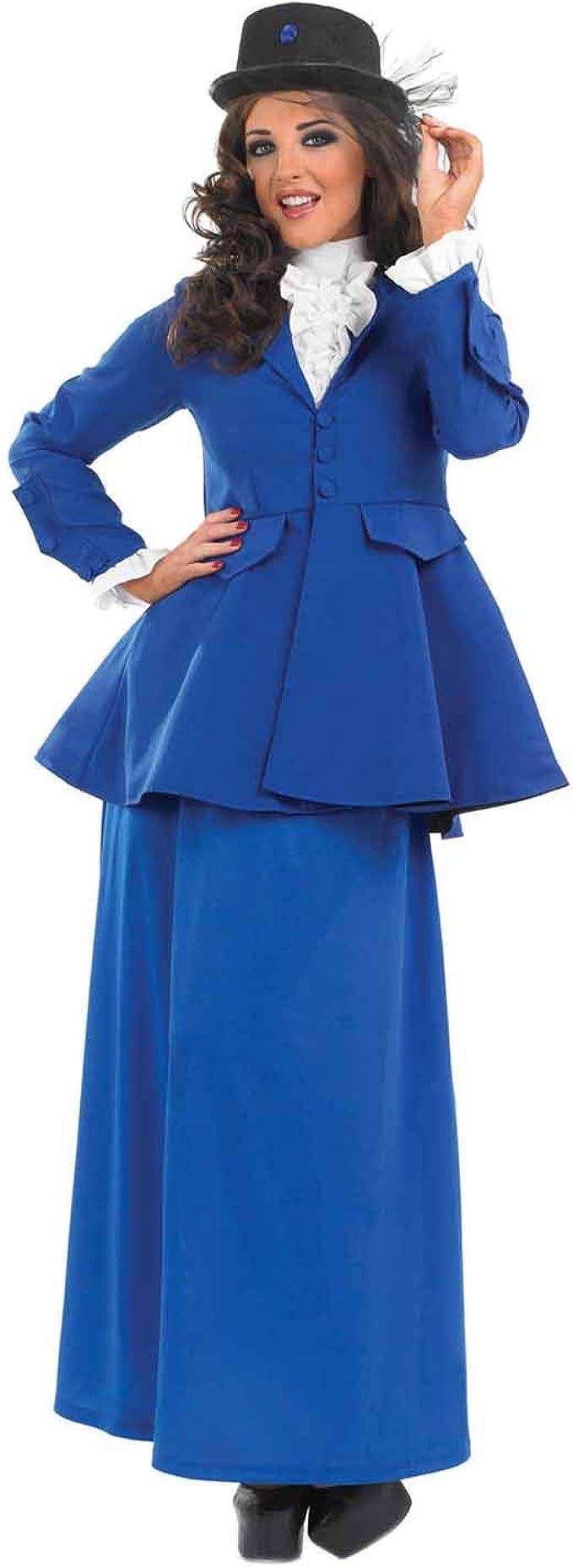 Amazon.com: Fun Shack - Disfraz de mujer victoriana para ...