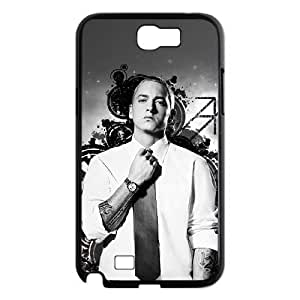C-EUR Diy Phone Case Eminem Pattern Hard Case For Samsung Galaxy Note 2 N7100