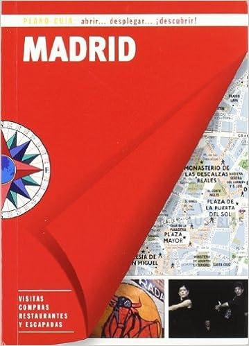 Madrid Plano-Guía : Visitas, compras, restaurantes y ...