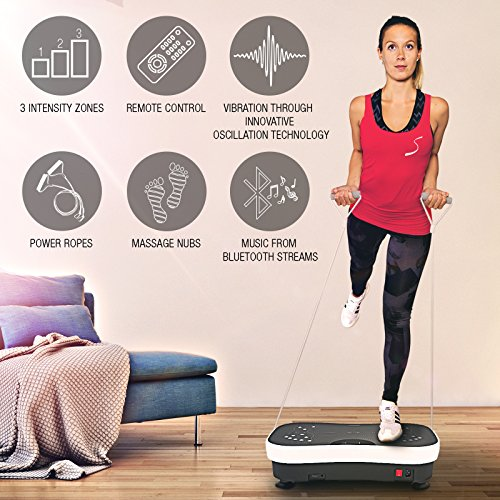 Sportstech Vibration Plate VP210 | HIIT Fitness