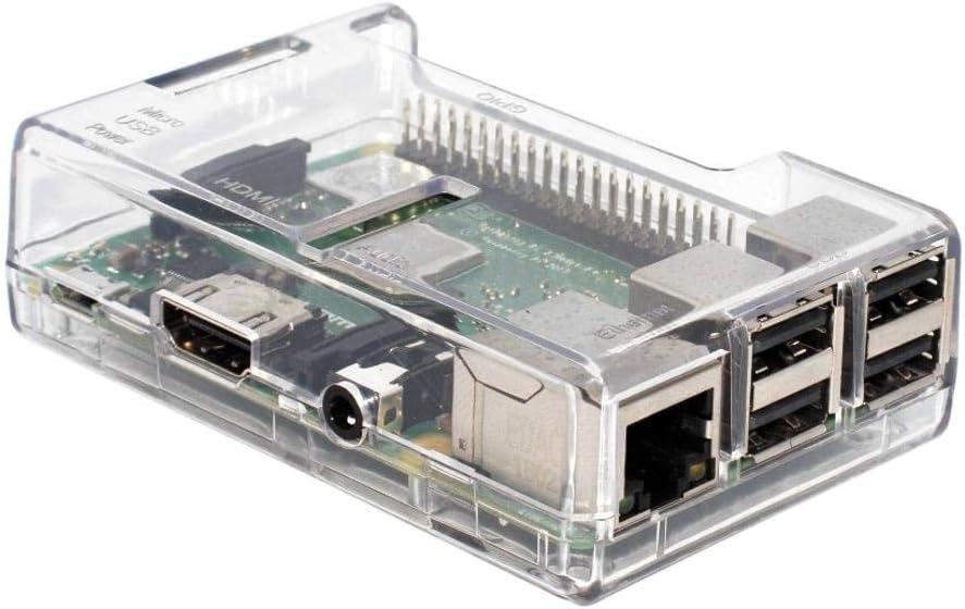 Premium Case Für Raspberry Pi 3 Modell B Quad Core Und Computer Zubehör