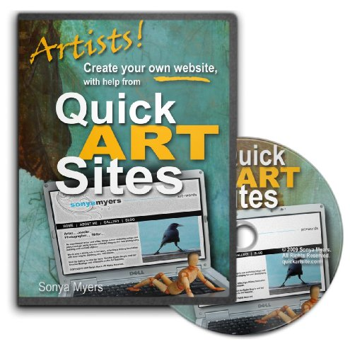 Quick Art Sites - Creating Websites for - Myer Website