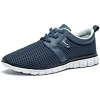 Tianui Walking Shoes Men Women Fashion Breathable Sneakers Casual Athletic Lightweight Outdoor Sports Shoes