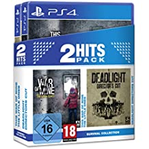 This War of Mine + Deadlight, Director's Cut, 1 PS4-Blu-ray Disc (Survival Collection)