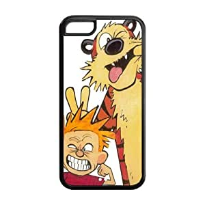 Fashion Calvin and Hobbes Personalized iPhone 5C Hard Case Cover