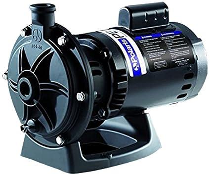 zodiac pb4 60 polaris booster pump with 60 hertz motor PB4 Booster Pump Installation
