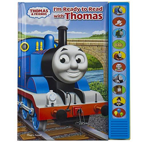 Thomas & Friends - I'm Ready To Read with Thomas Sound Book - PI Kids (Thomas The Train Read Along Books)