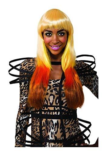 Ovedcray Costume series Nicki Minaj Leopard Wig