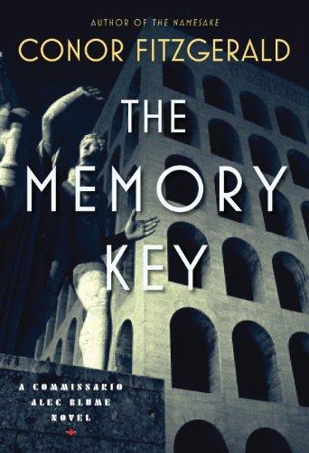 The Memory Key: A Commissario Alec Blume Novel