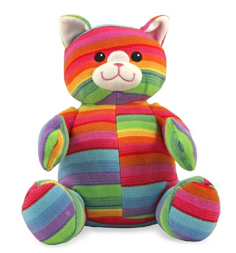 Melissa & Doug Maya Cat Stuffed Animal ()