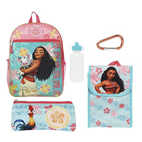Disney Moana Back to School Essentials Value Set for Girls