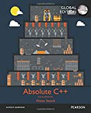 Cover of Absolute C++, Global Edition