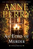 img - for An Echo of Murder: A William Monk Novel book / textbook / text book