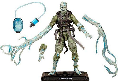 G.I Joe 30th Anniversary 3 3//4 Inch Action Figure Zombie Viper Cobra Trooper Hasbro 36615