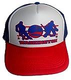 Washington Hockey Mesh Snapbac