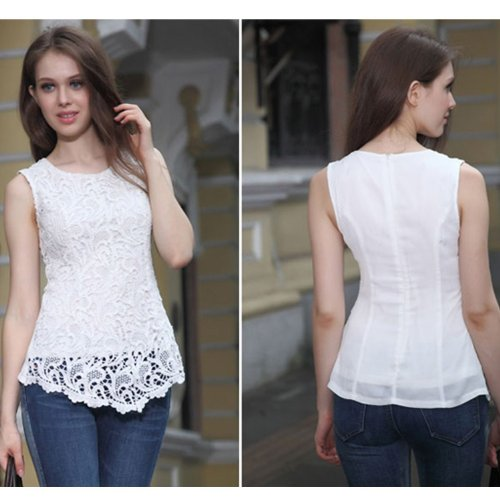 Ladies Lace Tops