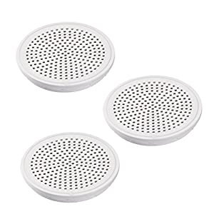Nakii On The Go Replacement Filter for NFF-100, 3 Pack