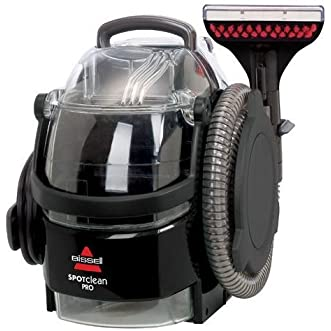 Bissell SpotClean Pro Portable Spot Cleaner 3624 Carpet Upholstery Stairs