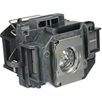 Electrified V13H010L66 Replacement Lamp with Housing for Epson Products