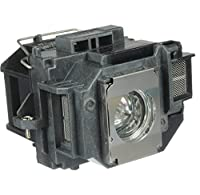 Electrified ELPLP66-ED4513 Replacement Lamp with Housing for Lamp 4513 Epson Projectors