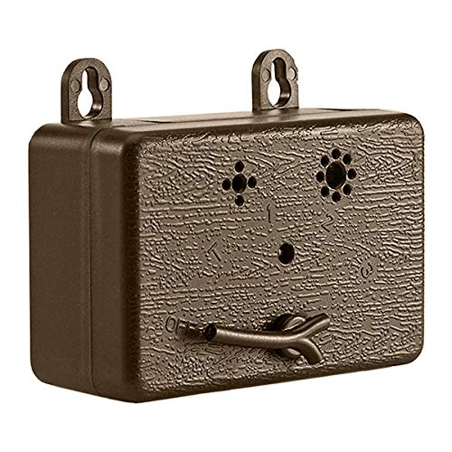 WOODMARK Anti Barking Device for Dogs – Box Device, Stop Barking Dog Devices. Ultrasonic Dog Bark Control, Bark…