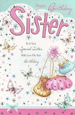 De cumpleaños para Hermana a un very special hermana con ...