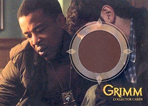 GRIMM SEASON 1 2013 BREYGENT DETECTIVE HANK GRIFFIN COSTUME WARDROBE CARD GC-4