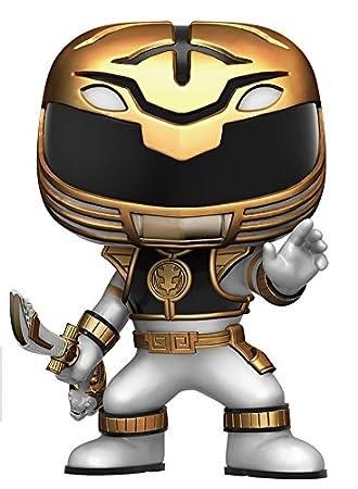 Funko Pop Fernsehen Power Rangers 12274 Weiß Ranger Figur Standard