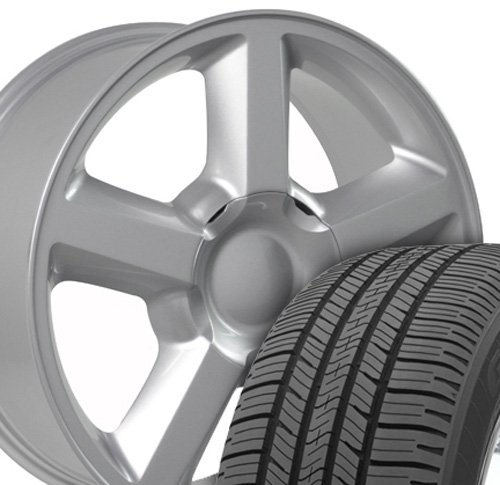 chevy truck rims and tires - 2
