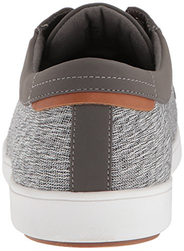 cheap view Steve Madden Men's Freshman Sneaker Grey Fabric discount shop clearance with paypal 3rYBIOmto4