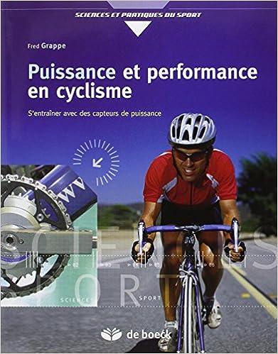 Téléchargement Puissance et performance en cyclisme pdf, epub ebook