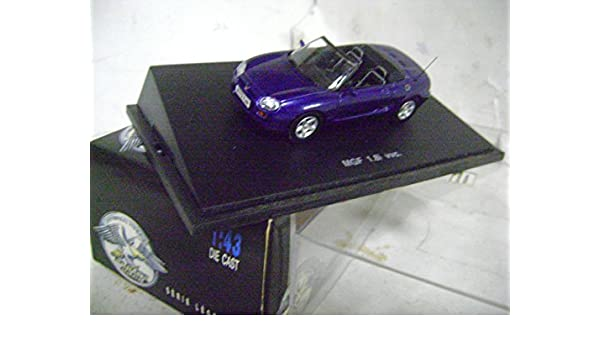 MGF 1.8 vvc UNIVERSAL HOBBY 1/43 model cars metal EAGLES RACE: Amazon.es: Juguetes y juegos