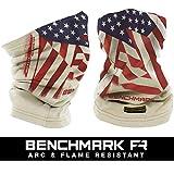 BENCHMARK FR Flame Resistant Face Mask Neck