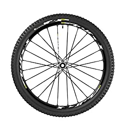"Mavic Crossmax Xl Pro 27.5 In Sram Xd Mtb Rear Wheel With 2.25"" Tire Black 2016"