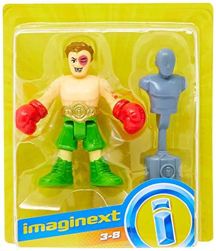 Imaginext Figura Básica Com Acessório Mattel
