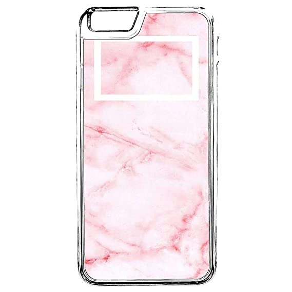 15ce8c9ab6 Phone Case iPhone 6S,iPhone 6 Marble Case Pink Glossy Marble TPU Hard  Silicone Rubber