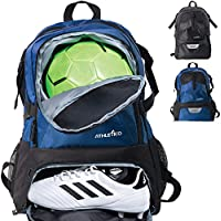 Athletico National Soccer Bag - Backpack for Soccer,...