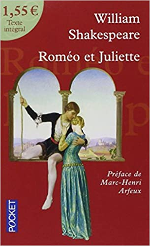 Romeo et Juliette de William Shakespeare