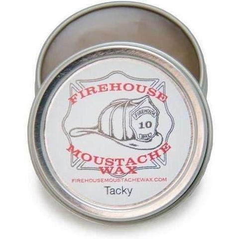 Firehouse Moustache Wax, Wacky Tacky