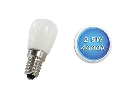 Kühlschrank Led E14 : Vetrineinrete leuchtmittel led mit sockel e watt weißes
