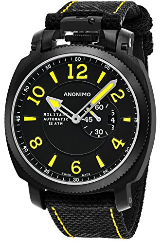 anonimo-mens-military-43-mm-black-face-date-black-canvas-leather-strap-swiss-mechanical-watch-am1000