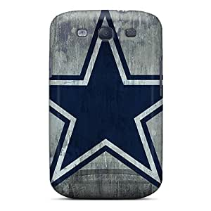 MrsSophier Design High Quality Dallas Cowboys Cover Case With Excellent Style For Galaxy S3