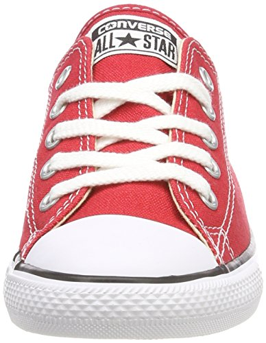 Donna Converse Sneakers Dainty Red Rouge da Ox As xAv87nvwqP