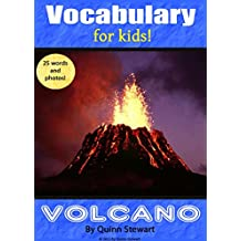 Vocabulary for Kids!: Volcano