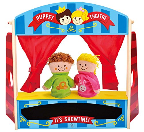 Hape-Early-Explorer-Puppet-Playhouse-Playhouse